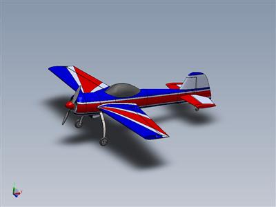 YAK-55钢筋混凝土飞机