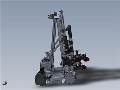 FRC 团队1991龙-第一个电源机器人
