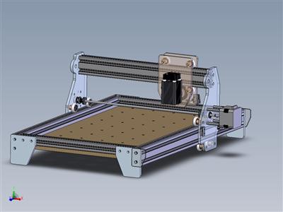 DIY 数控激光雕刻机