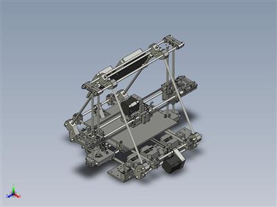 Repap Mendel 3d 打印机