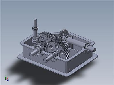 多级减速器-visesteponi减速器