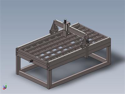 数控木材机床-最后一年项目
