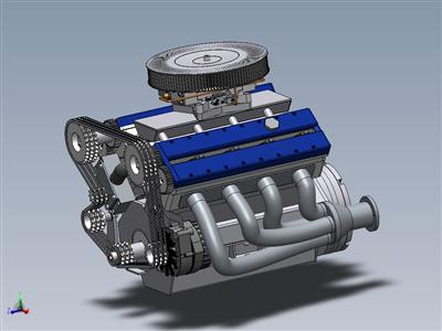 V8 发动机 VMS-85