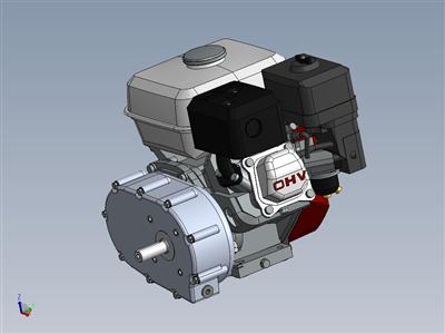 GX160-200 + 减速机