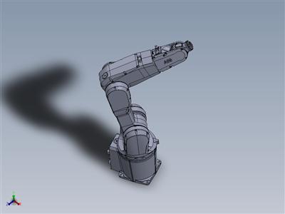 工业机器人机械臂ABB IR1200