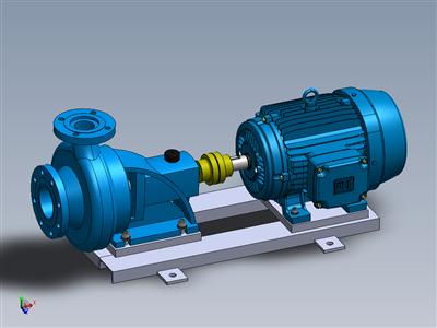水离心泵 KSB-ETA 70-20