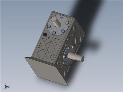pu_ni减速器蜗杆减速器