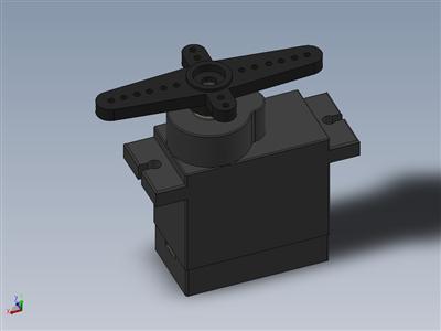 MG90 微型伺服