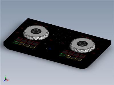 先锋DDJ-SB DJ控制器
