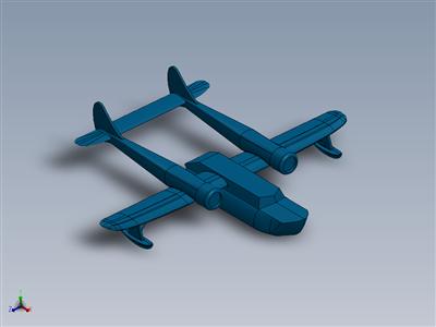 """L-16梯形""""海鸭""""飞机"""