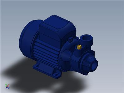 庞巴佩费里卡, 1HP 尺寸 1X1, 外围涡轮泵
