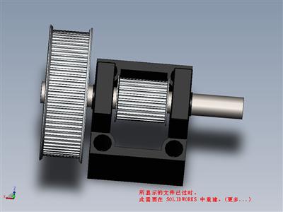 中国激光轴Y减速器13