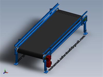 PVC 带式输送机1