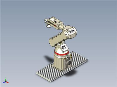 莫托曼机器人模型 MH5L