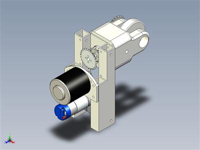 FRC 团队 6635 3D 打印 Swerve 驱动器 I5。4