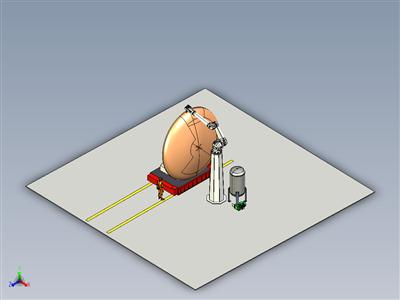 美国宇航局挑战 人类评级航天器3D 打印过程