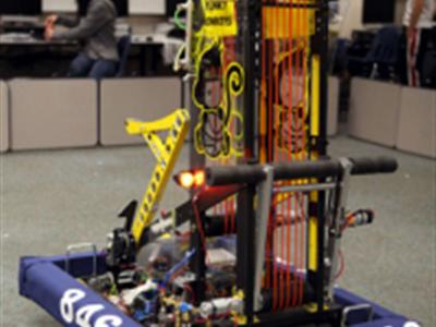 2012 猴子 -frc比赛机器人