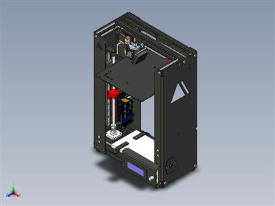 Eagle-betem1-pro 3D 打印机
