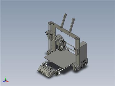原装 Prusa i3 MK2 打印机