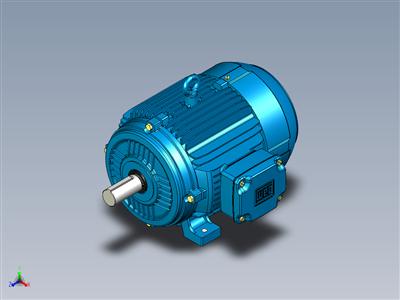 发动机 WEG (W22-Ir2)
