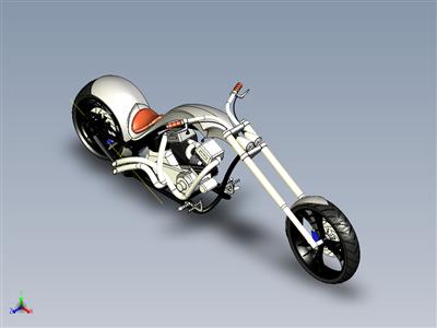 切割机摩托车