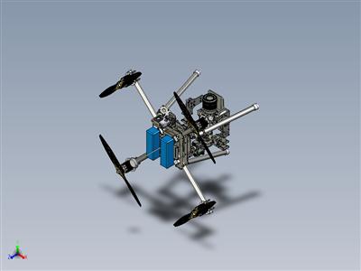 X4 四轴飞行器