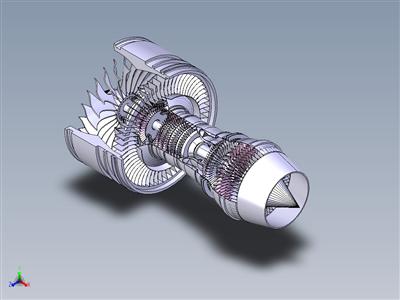 普拉特 & 惠特尼涡轮风扇发动机