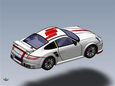 保时捷 911 GT2 997