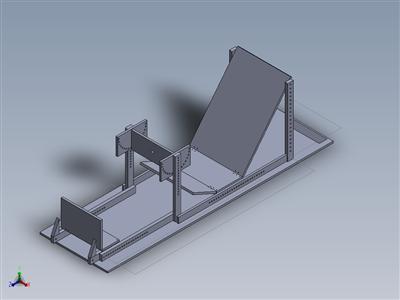 FSAE 模拟机箱