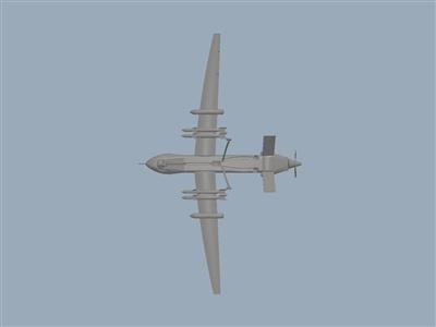 无人机 MQ-9 收割者