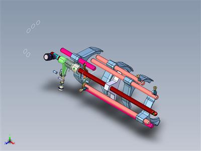 V160 6 速手动变速箱 (GETRAG 233)-内部移位