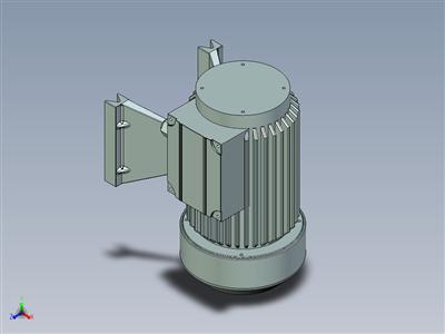 闭合耦合离心泵(2 - 4 极)