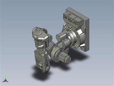 用于 3D 打印的 ABB 机械臂