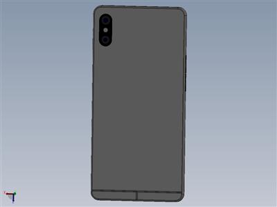 Iphone X1 概念机型
