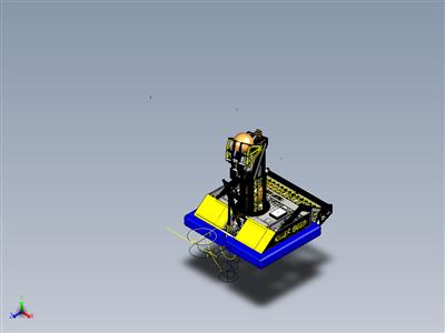 2012 33 = 蜜蜂杀手机器人FRC