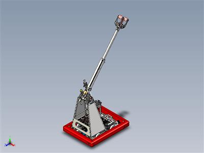 2011 FRC 机器人