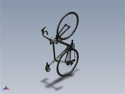 经典公路自行车