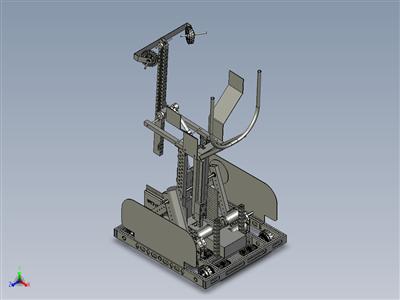 FRC 团队 2220 2014 机器人