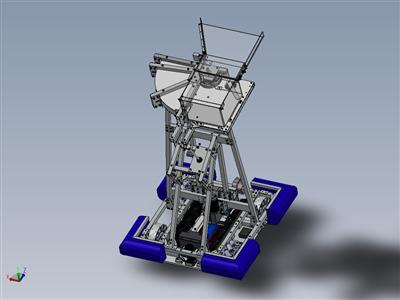 2013 FRC 机器人