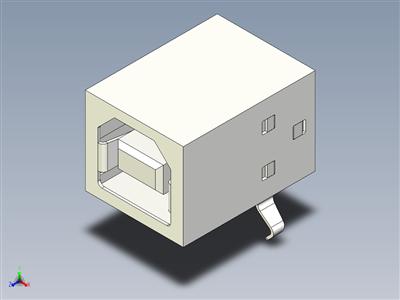 USB系列B插座