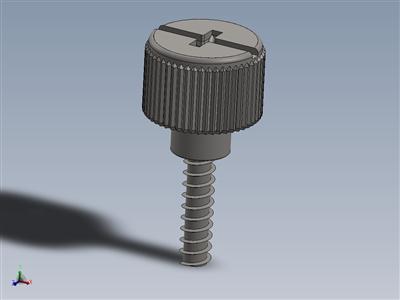 埋头内六角螺钉3.5 mm定制设计