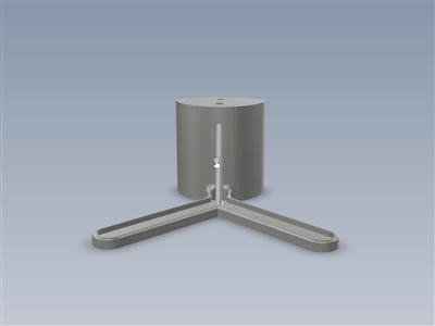 更好的3D打印机床架