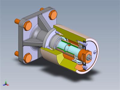 F、 V.13.3.8滚珠轴承惰轮