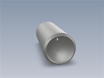 氮氧化物苏打罐渲染