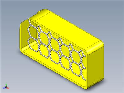 简单的3D打印肥皂盒