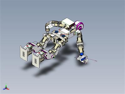 机器人水下机器人