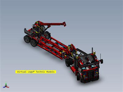 vLTm 8285-2乐高技术运动