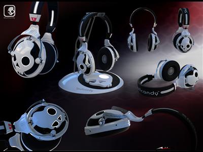 Skullcandy耳机概念