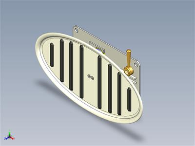 油门-制动踏板