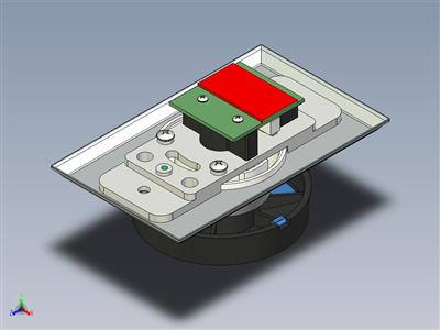 Schlage 625-BL-H-DP按钮